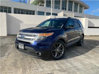 Ford, Explorer 2011, F-250 Pick Up Puerto Rico