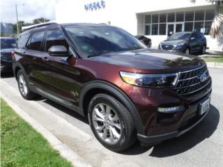 FORD EXPLORER XLT 2021 AL MEJOR PRECIO  , Ford Puerto Rico