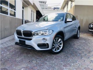 BMW Puerto Rico BMW, BMW X6 2018