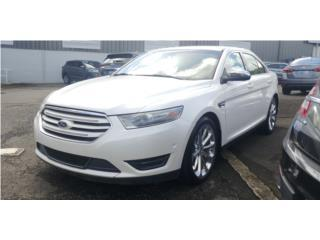 Ford Puerto Rico Ford, Taurus 2014