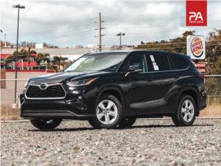 Toyota Puerto Rico Toyota, Highlander 2021