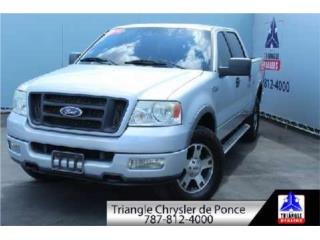 Ford Puerto Rico Ford, F-150 2004