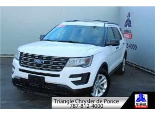 Ford Explorer 2021 , Ford Puerto Rico