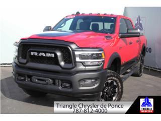 RAM, 2500 2020, Volkswagen Puerto Rico