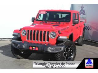 Jeep Puerto Rico Jeep, Gladiator 2020