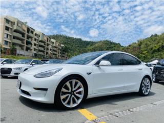 Tesla Puerto Rico Tesla, Model 3 2018