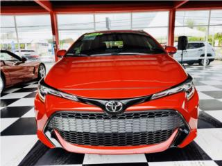 Toyota Puerto Rico Toyota, Corrolla iM 2021