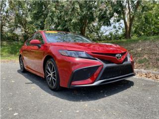 2019 Toyota Camry SE  , Toyota Puerto Rico