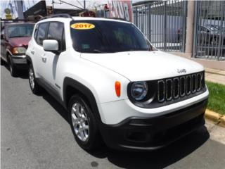Jeep, Renegade 2017  Puerto Rico