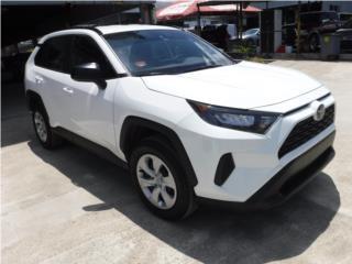 Toyota, Rav4 2020, C-HR Puerto Rico