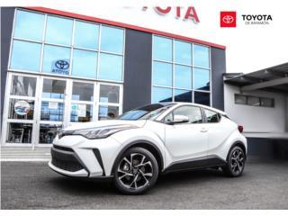 2021 TOYOTA C-HR LE - Silver , Toyota Puerto Rico