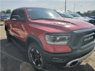 RAM, Rebel 2021, Mitsubishi Puerto Rico
