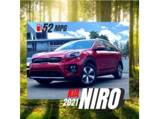Kia Puerto Rico Kia, Niro 2021