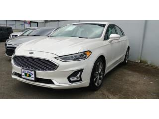 Ford Puerto Rico Ford, Fusion 2020