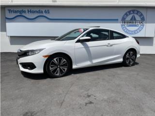 Honda, Civic 2017, Odyssey Puerto Rico