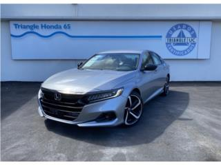 Honda, Accord 2021, Odyssey Puerto Rico