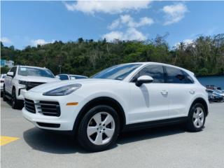 Porsche, Cayenne 2019, Macan Puerto Rico