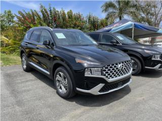 Hyundai, Santa Fe 2021, Santa Fe Puerto Rico