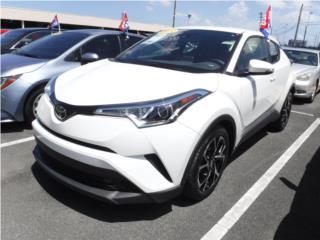 TOYOTA C-HR  2018   7 mil millas nueva! , Toyota Puerto Rico