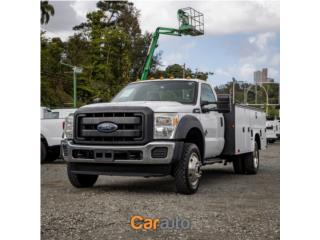 FORD. F350 XL  4x4 DIÉSEL SERVICE BODY  , Ford Puerto Rico
