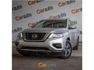 Nissan, Pathfinder 2017, Versa Puerto Rico