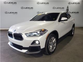 BMW, BMW X2 2018, BMW X1 Puerto Rico