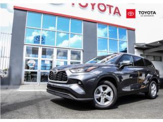 Toyota, Highlander 2021, Tacoma Puerto Rico