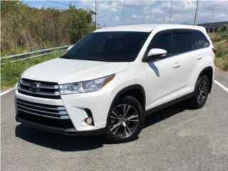 Toyota, Highlander 2019, Corolla Puerto Rico