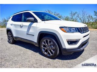 Jeep Puerto Rico Jeep, Compass 2021