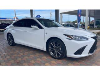 ES 350 FSPORT PRE-OWNED! , Lexus Puerto Rico
