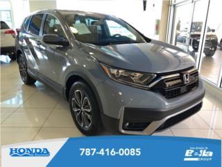 Honda, CR-V 2021, Mitsubishi Puerto Rico