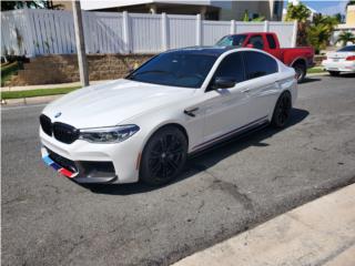 BMW Puerto Rico BMW, BMW M-5 2018