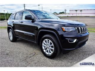 Jeep Puerto Rico Jeep, Cherokee 2021