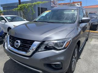 Nissan, Pathfinder 2018, Sentra Puerto Rico