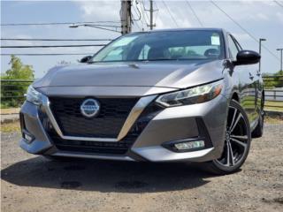 Nissan Puerto Rico Nissan, Sentra 2021