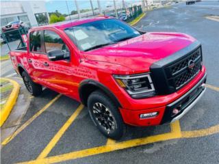 Nissan, Titan 2021, Frontier Puerto Rico