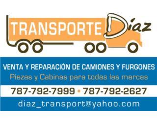 TRANSPORTE DIAZ/JORGE DIAZ Puerto Rico