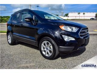 Ford Puerto Rico Ford, EcoSport 2019