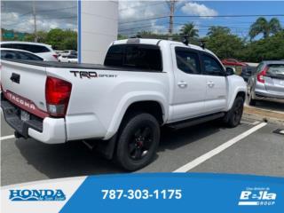 TACOMA SPORT 4x4 CEMENTO NEW ESTRIBOS RACKS  , Toyota Puerto Rico