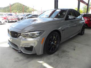BMW Puerto Rico BMW, BMW M-3 2018