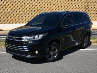 Toyota Puerto Rico Toyota, Highlander 2018