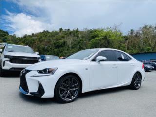 Lexus Puerto Rico Lexus, Lexus IS 2020