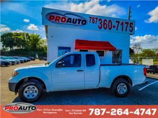 Nissan, Frontier 2015, Chevrolet Puerto Rico