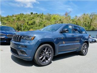 2017 JEEP GRAND CHEROKEE TRAILHAWK ROJO , Jeep Puerto Rico
