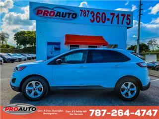 Ford Puerto Rico Ford, Edge 2016