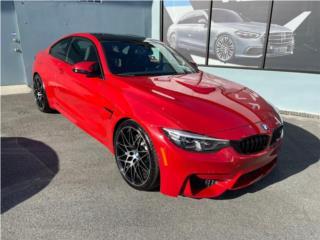 BMW Puerto Rico BMW, BMW M-4 2020
