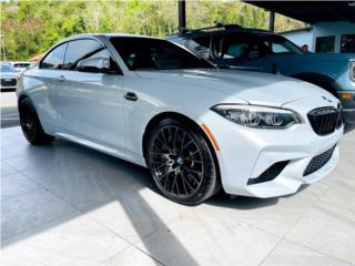 BMW Puerto Rico BMW, BMW M-2 2020