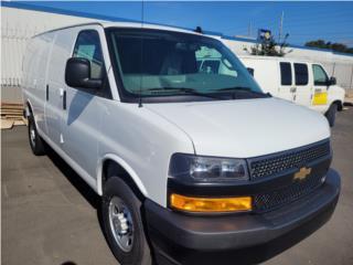 Chevrolet, Express 2021  Puerto Rico