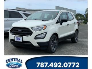 Ford, EcoSport 2021, Dodge Puerto Rico