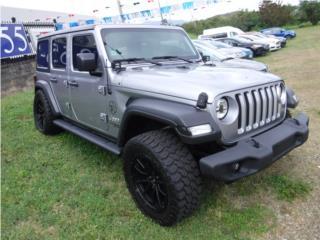 Jeep, Wrangler 2019, Wrangler Puerto Rico